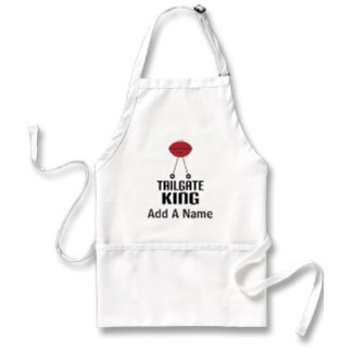 Personalized Tailgating Aprons For Men