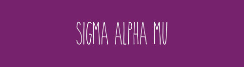 Sigma Alpha Mu