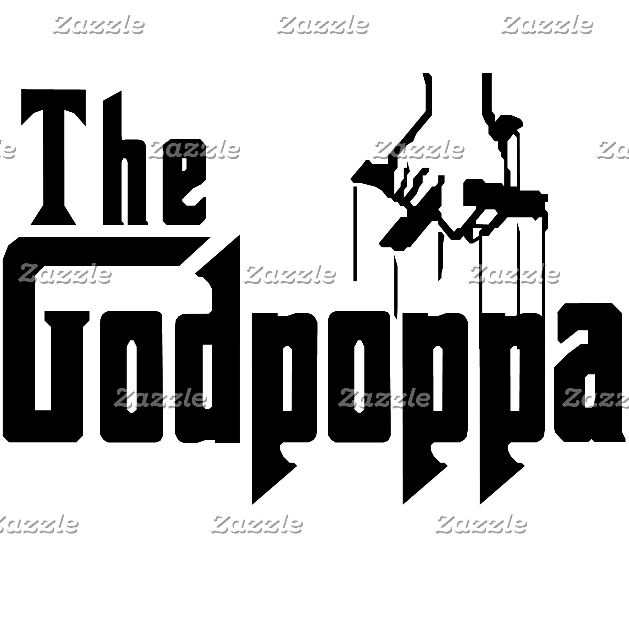 The Godpoppa Father's Day Design