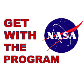 NASA's 50th & Get With The Program!