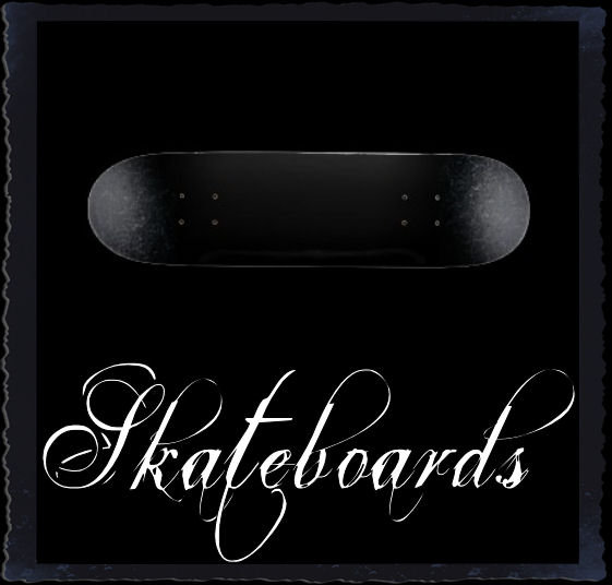 Skateboards : Decks