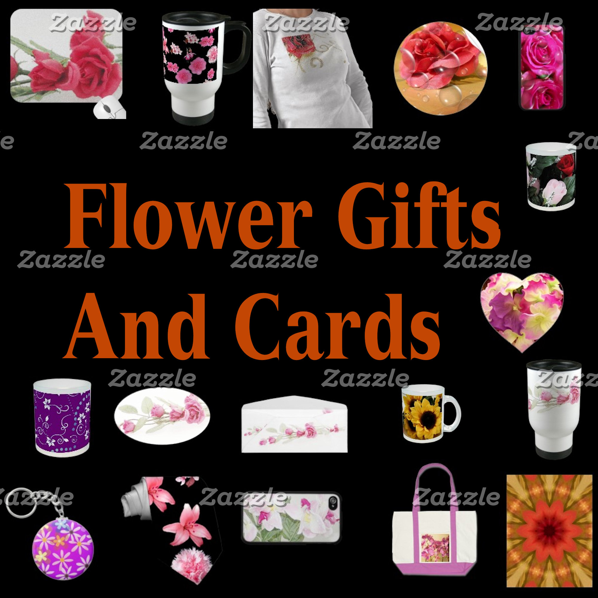 Flower Gifts And Cards