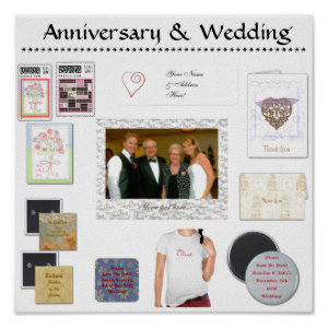 Anniversary, Wedding Products and Gifts