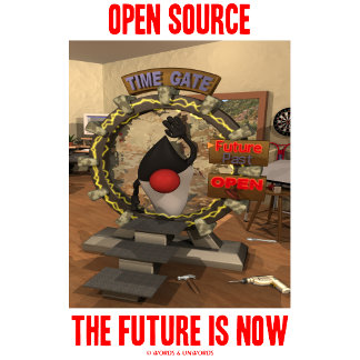 Open Source The Future Is Now (Open Source Duke)