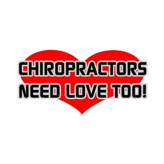 Chiropractors Need Love Too