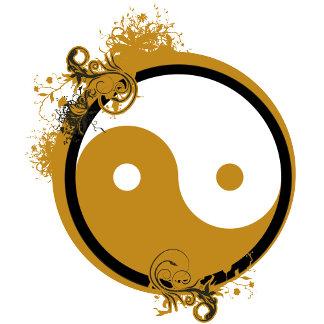 Bronze Yin Yang