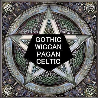 Gothic Wiccan Pagan Celtic