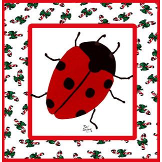 Christmas Ladybugs