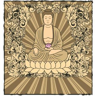 Vintage Custom Buddha