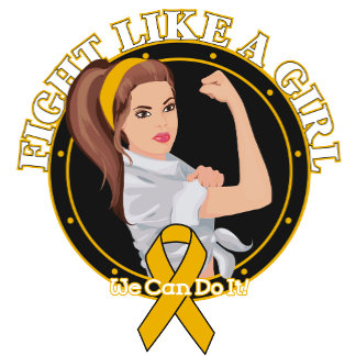 Appendix Cancer Fight Like A Girl Modern Rosie
