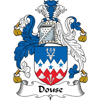 Douse Coat of Arms