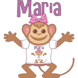 Little Monkey Maria