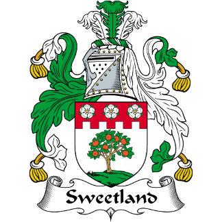 Sweetland Family Crest
