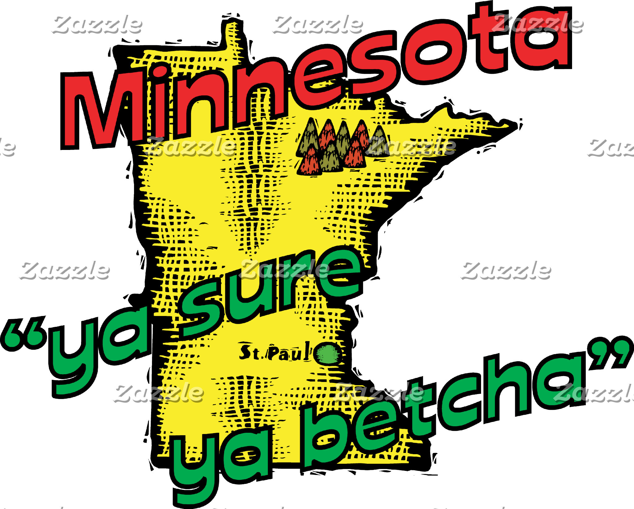 US State Funny Motto