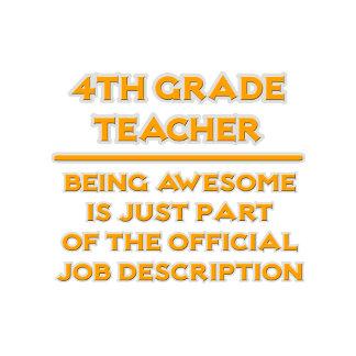 4th Grade Teacher .. Job Description