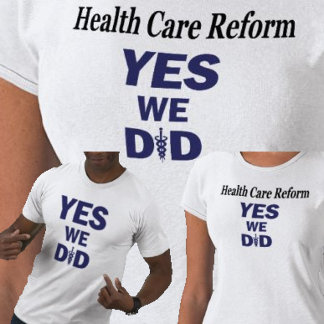 HCR - Yes We Did!