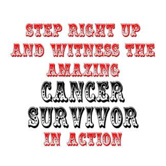 Amazing Cancer Survivor In Action