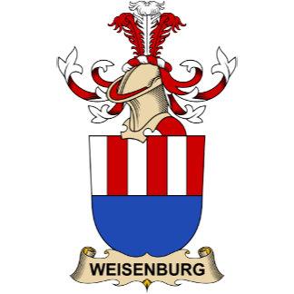 Weisenburg Family Crest