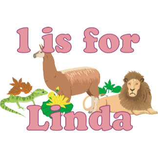 L is for Linda