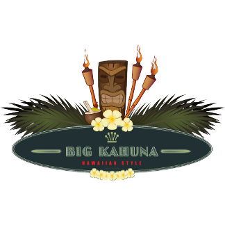 Big Kahuna with Tiki