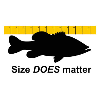 """""""Size Does Matter"""" - Funny bass fishing"""
