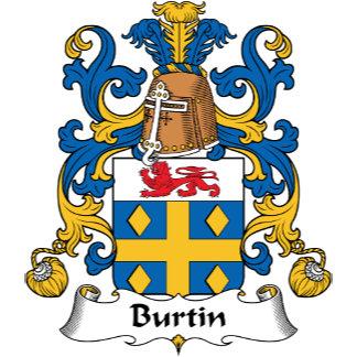 Burtin Family Crest