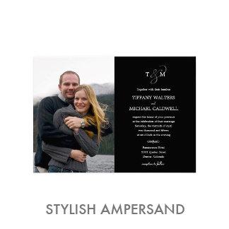 Stylish Ampersand