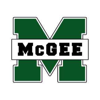 Collegiate Style McGee Logo