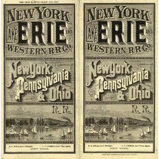 Lake Erie and Western Railroad