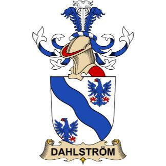 Dahlström Family Crests