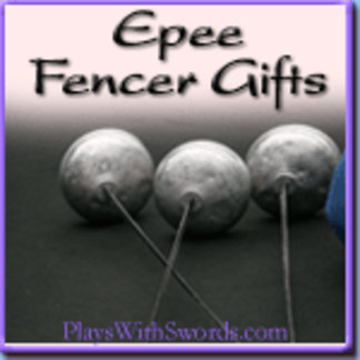 Epee Fencer Gifts