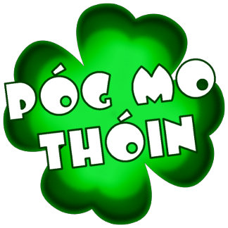 Póg Mo Thóin Shamrock