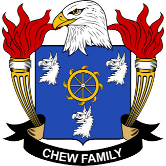 Chew Coat of Arms