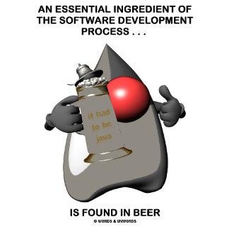 Essential Ingredient Software Development Beer