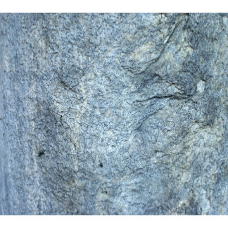 Abstract Blue-Grey Stone
