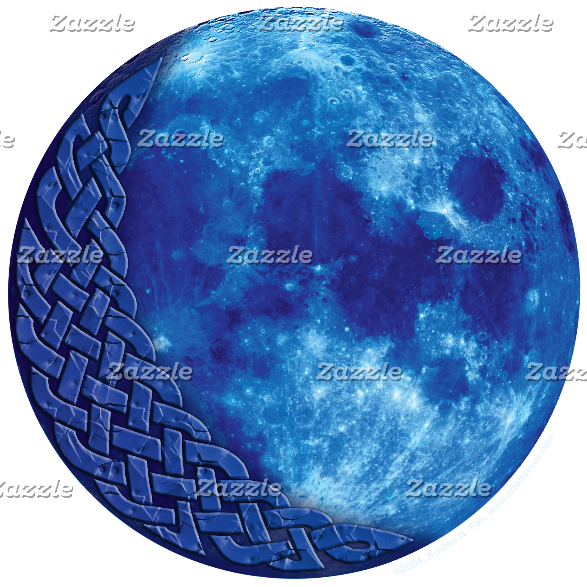 Celtic Blue Moon