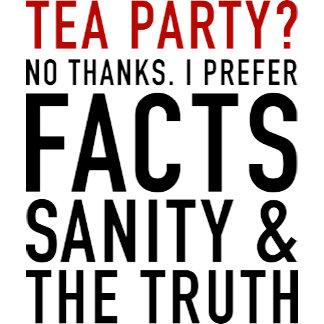 Anti Tea Party T-shirts