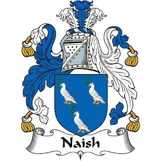 Naish Coat of Arms