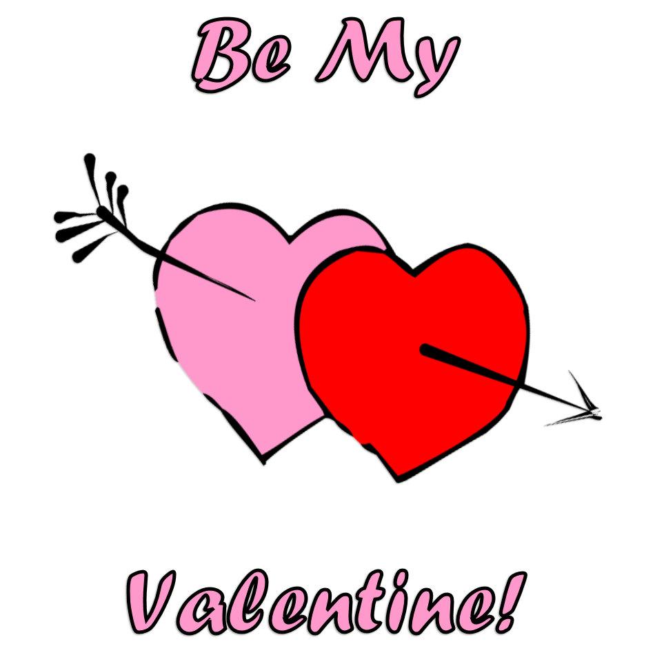 Valentine's Day Be My Valentine