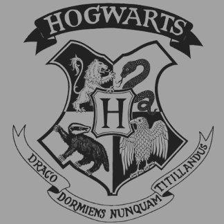 Hogwarts Crest 2