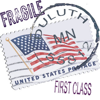 Duluth Postmark