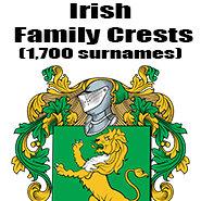 Irish Family Crests
