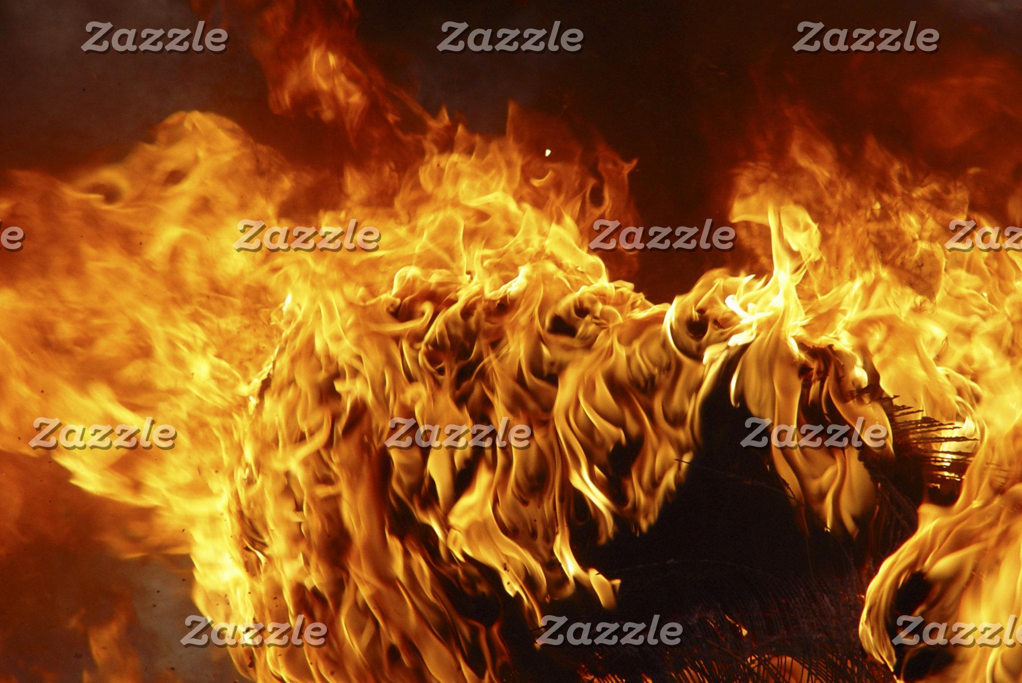 ► Fire