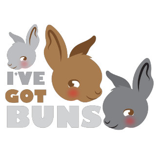 ive got buns (cute bunny rabbits)