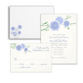 ♥ Blue Blossoms