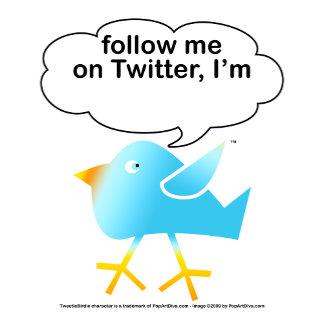 FOLLOW ME @  (Personalizable!)
