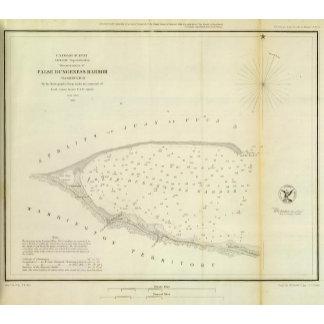 False Dungeness Harbor, Wash