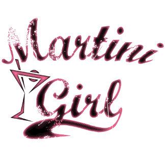 Martini Girl (Glass)