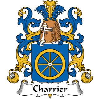 Charrier Family Crest
