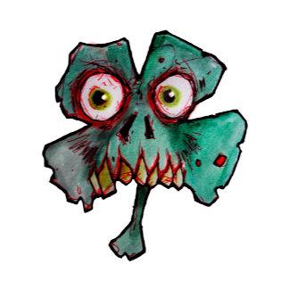 zombie shamrock